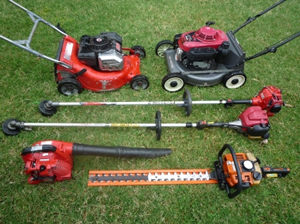 Equipment for Lawn Mowing Clayton South